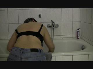 Kein warmes Wasser-NS Kur für die Haare
