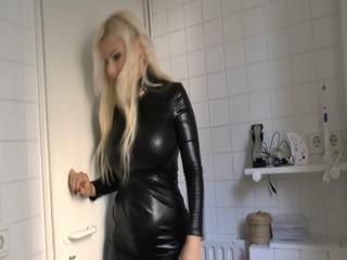 Der perfekte Toiletten Sklave