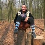 Im Wald gepisst )