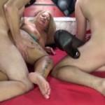 Extremer Sperma-GangBang mit Loly und Rosella! Teil 6