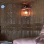 BLASEN, FICKEN, SQUIRTEN. Fremder Typ in der Sauna
